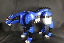 Power Rangers Jungle Fury Blue Ranger's Zord Jaguar Animal Spirit 2007