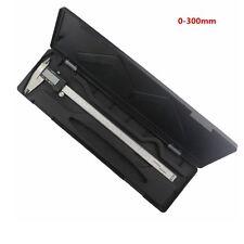 0-300mm 12'' 0.01mm Digital Caliper Ruller Meter Measuring Tool Micrometer
