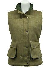 Karierte Damenjacken & -mäntel aus Wollmischung mit Reißverschluss