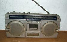 Sharp GF-5454 Vintage 80s Boombox/Ghetto Blaster - Good Condition