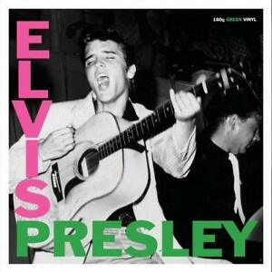 Elvis Presley 180G Green Vinyl Record