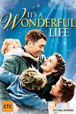 It's A Wonderful Life - Dvd Region 4 Free Shipping!
