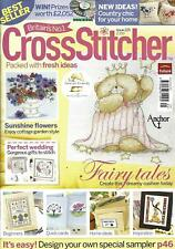 British Cross Stitcher Magazine Back Issue 225, May 2010 Forever Friends