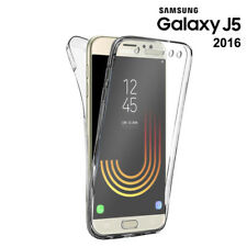 Funda Proteccion 360º Gel TPU Hibrida Transparente para Samsung Galaxy J5 - 2016