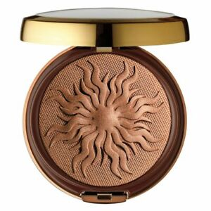 Physicians Formula Face Bronzer Glow Airbrushing With Mirror and Brush