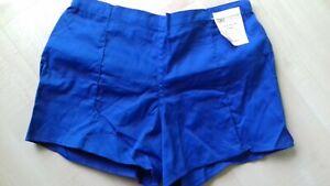 DDR Vintage-Shorts-Sport-DHFK-Sprinter-Turnhose-Pant G.6 Etikett VEB KONFEKTION