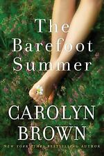 The Barefoot Summer by Carolyn Brown (2017, Paperback)