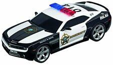 Carrera 30756 Digital 132 Slot Car Racing Vehicle - Chevrolet Camaro Sheriff - (