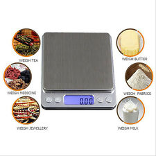 1000g x 0.1g Electronic Digital Pocket Gram Scale Jewelry Balance Weight Scale