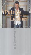 CD--PATRICK LINDNER--HALLELUJA - AUF DAS LEBEN CD