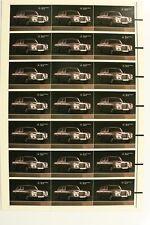 Mercedes Benz 280 SE W108 Telefonkarten Druckbogen Edition 006 Sammler 1993