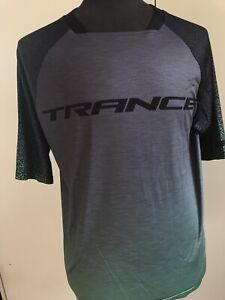 GIANT BIKES MTB Jersey TRANCE Mountain Bike Motocross Shirt Size M
