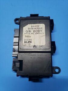 LeSabre Bonneville 2000-2005  OEM Driver Door Window Control Module