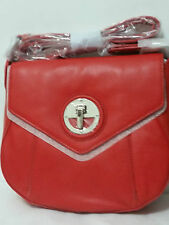 MIMCO MOLTEN HIP HOBO Hand Bag BNWT RED LEATHER RRP$299