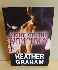 Heather Graham Night of the Vampires Mira Paranormal Romance PB 2011 book