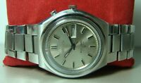 Vintage Seiko Bellmatic Alarm Automatic Day Date 576847 Old Used Watch Antique