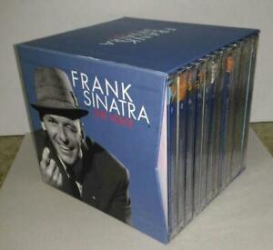 FRANK SINATRA THE VOICE - BOX COFANETTO 12+1 ( 13 ) CD nuovi sigillati