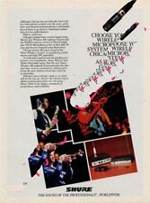 Chicago James Pankow Downbeat Trade Press Advert