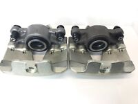 FITS AUDI A4 A5 07-17 FRONT LEFT & RIGHT BRAKE CALIPERS NEW 8K0615123 8K0615124