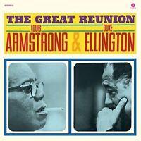 Armstrong- Louis/Ellington- DukeGreat Reunion (New Vinyl)