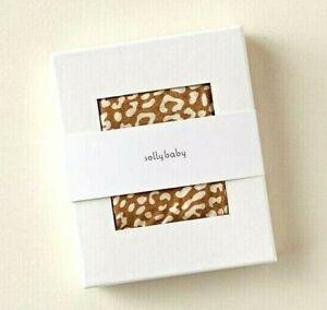 Solly Baby Leopard Print Wrap New In Box NIB