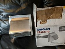"Broan-Nutone 6"" Duct Mill Finished Aluminum Wall Vent Cap"