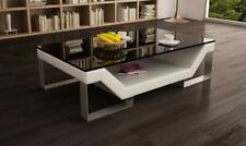 Sofa Table Glass Design Table Wonzimmer Leather Couch Side Sofa Coffee Tables