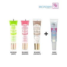 Broadway Vita-Lip Clear Lip Gloss & Ruby Kisses Hydrating Lip Oil