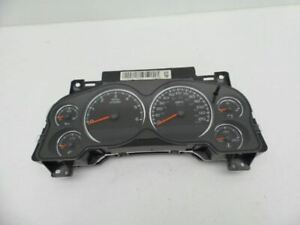 Speedometer Cluster MPH US Market Fits 07-14 SILVERADO 2500 PICKUP 528720