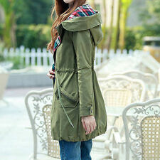 Casual Trench Regular Size Coats & Jackets for Women