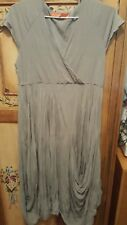 Great LOUNGE apparel ladies cross over front dress (size medium)