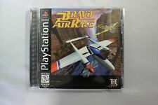 Complete Bravo Air Race - PS1 Game