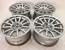 TEAM DYNAMICS 1.3 PRO RACE 9x17 ALLOY WHEELS 5x108 FORD RS ST VOLVO V70R 1.2