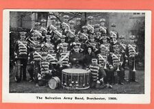 More details for the salvation army band dorchester 1909  pc unusedag177