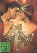 MAIN HOON NA / ICH BIN IMMER FÜR DICH DA - Bollywood Film DVD mit Shahrukh Khan