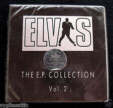 ELVIS PRESLEY-THE E.P. COLLECTION VOL. 2-11 Record UK Import Box Set-Near Mint