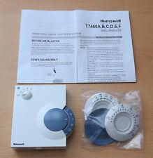 Honeywell T7460D1005 Raumtemperaturfühler + Sollwertsteller + Ventilatorschalter