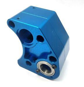 Aluminum Transmission Case Blue For Team Associated RC10 6605 DR-920051BL