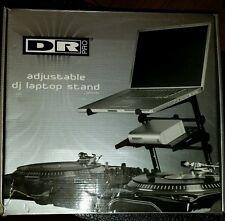 New Dr Pro adjustable dj laptop stand