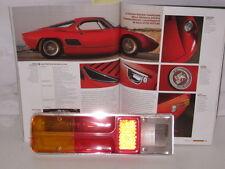 """ATS 2500 GT 3.0 DEL 63 - TRASPARENTE POSTERIORE  Sx """"CARELLO"""""""