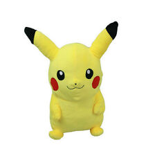 "10"" PIKACHU SOFT PLUSH DOLL POKEMON STUFFED TOY FIGURE LICENSED BRAND NEW NWT"