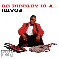 Bo Diddley - Bo Diddley Is A Lover CD