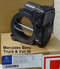 Mercedes Sprinter Intake Air Throttle Body, Genuine Mercedes Part, 6510900470