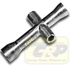 4 WAY WRENCH  Bush Devil Stadium Blitzer Metric Tool RC  Tamiya 50038-W