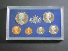 1975 Royal Australian 6 Coin Mint Proof Set Rare Low Mintage Excellent condition
