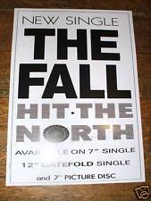 The Fall 'Hit The North' Poster
