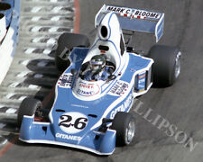 Jacques Laffite 1976 Ligier Formula 1 Grand Prix Long Beach Photo 8 x 10