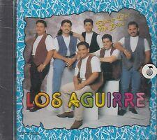 Los Aguirre Quiero Que Me Beses CD New Sealed