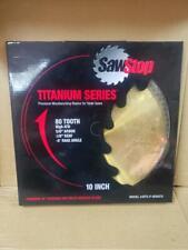 SawStop Titanium Series Blade 10