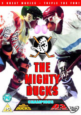 The Mighty Ducks / el Might Patos Campeones / The Mighty Ducks D3 DVD Nuevo DVD